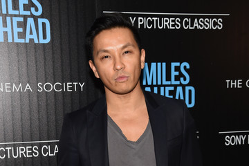 Prabal Gurung The Cinema Society with Ketel One and Robb Report Host a Screening of Sony Pictures Classics' 'Miles Ahead' - Arrivals