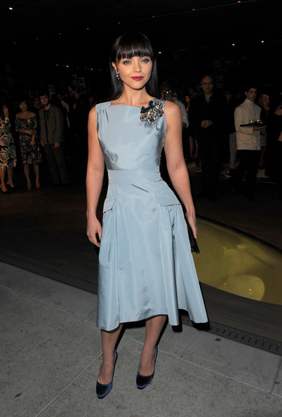 March Fabness 2011, Ro... Christina Ricci Tight