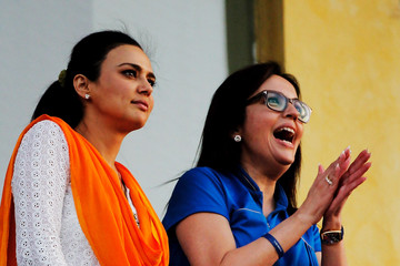 Preity Zinta Pakistan v India - 2011 ICC World Cup Semi-Final