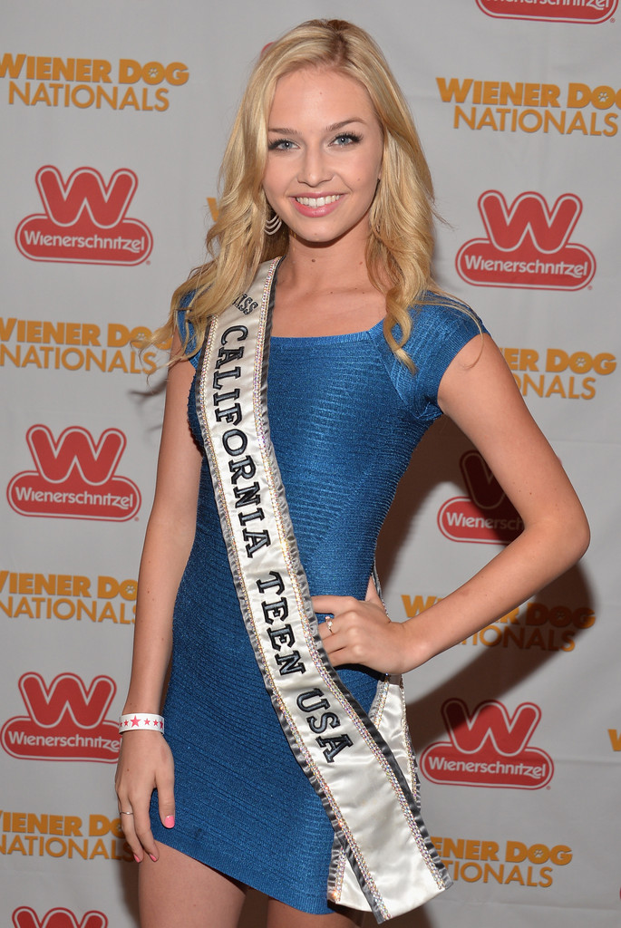 Possible Miss teen usa maked not