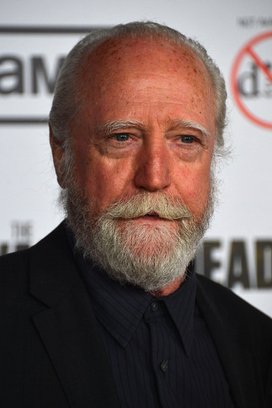 Scott Wilson (actor) Premiere Of AMC s quot The Walking