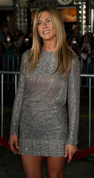 "Jennifer Aniston Actress Jennifer Aniston attends the ""Love Happens"" film"