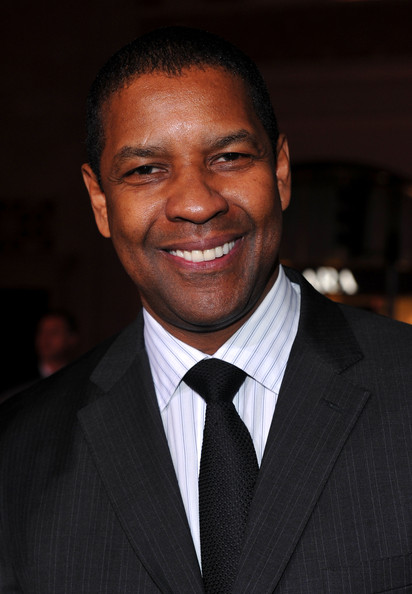 Denzel Washington Actor/producer Denzel Washington arrives at the premiere ...