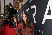 """Chelsea Tyler attends the premiere of 20th Century Fox's """"Ad Astra"""" at The Cinerama Dome on September 18, 2019 in Los Angeles, California."""