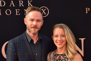 "Shawn Ashmore and Dana Wasdin attend the premiere of 20th Century Fox's ""Dark Phoenix"" at TCL Chinese Theatre on June 04, 2019 in Hollywood, California."