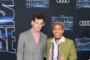 "Mark Ronson and Anderson .Paak attend the premiere of 20th Century Fox's ""Spies In Disguise"" at El Capitan Theatre on December 04, 2019 in Los Angeles, California."