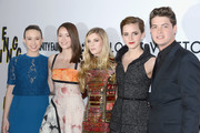 Israel Broussard Taissa Farmiga Photos Photo