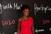 "Viola Davis attends the premiere of the series finale of ABC's ""How To Get Away With Murder' at Yamashiro Hollywood on February 08, 2020 in Los Angeles, California."