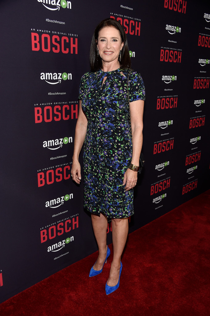 mimi rogers photos photos premiere of amazon 39 s 39 bosch. Black Bedroom Furniture Sets. Home Design Ideas