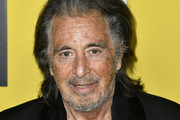 """Al Pacino attends the Premiere Of Amazon Prime Video's """"Hunters"""" at DGA Theater on February 19, 2020 in Los Angeles, California."""