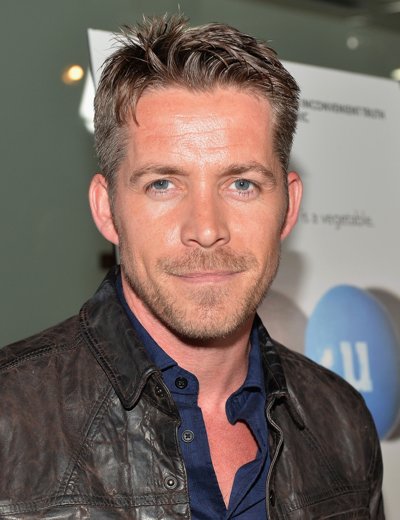 Sean MaGuire In Fed Up Premieres West Hollywood