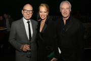 Jeri Ryan and Patrick Stewart Photos Photo