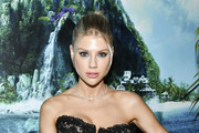 """Actress Charlotte McKinney attends the premiere of Columbia Pictures' """"Blumhouse's Fantasy Island"""" at AMC Century City 15 on February 11, 2020 in Century City, California."""