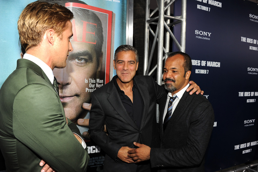 """Ides Of March News: Red Carpet At """"The Ides Of"""