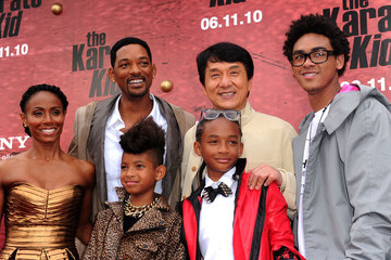 "Trey Smith Premiere Of Columbia Pictures' ""The Karate Kid"" - Arrivals"