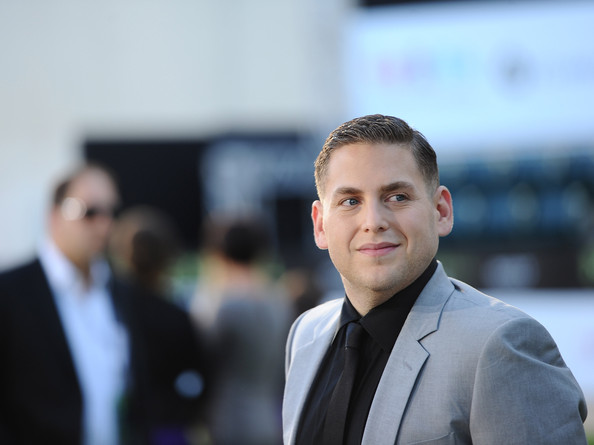 Jonah+Hill in Premiere Of Columbia Pictures'