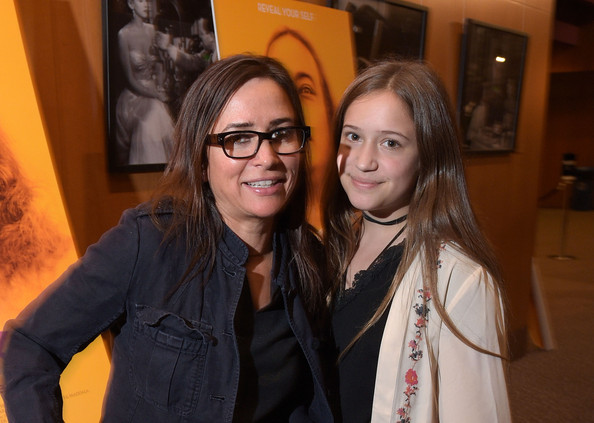 Photo of Pamela Adlon & her Daughter  Gideon Adlon