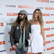 "Sheri Moon Premiere Of Dimension Films' ""Halloween II"" - Arrivals"