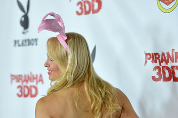 "Irina Voronina Premiere Of Dimension Films' ""Piranha 3DD"" - Arrivals"
