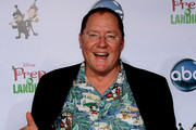 "Executive producer John Lasseter attends the ""Prep & Landing"" film premiere at The El Capitan Theatre on November 16, 2009 in Hollywood, California."