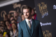 Actor Dan Stevens attends the world premiere of Disney's Beauty and the Beast at El Capitan Theatre in Hollywood, California on March 2, 2017. / AFP PHOTO / VALERIE MACON