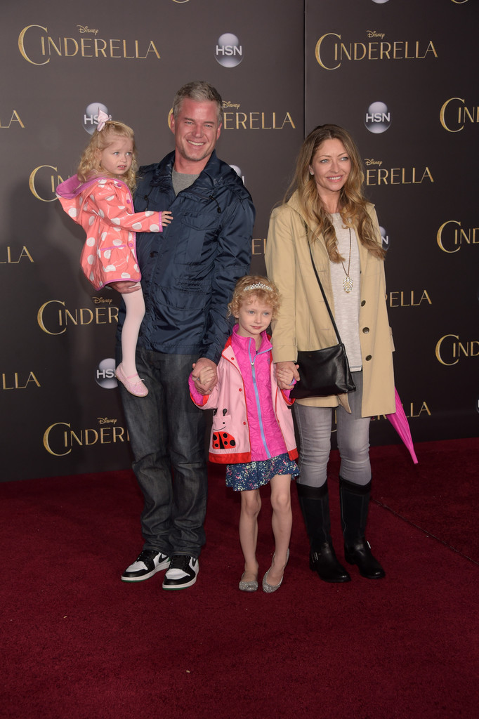 Rebecca Gayheart and family