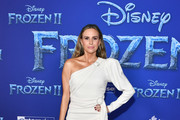 """Keltie Knight attends the premiere of Disney's """"Frozen 2"""" at Dolby Theatre on November 07, 2019 in Hollywood, California."""