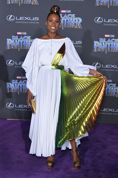Premiere Of Disney And Marvel's 'Black Panther' - Arrivals - 81 of 155