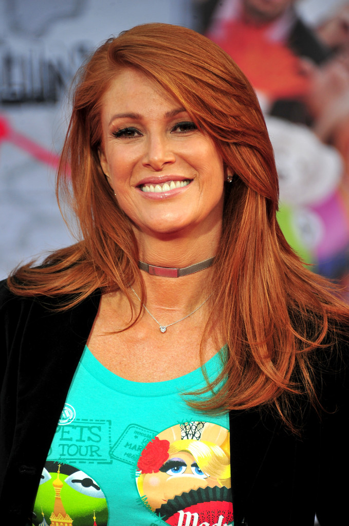 Angie Everhart Photos Photos - 'Muppets Most Wanted ...