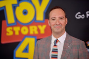 """Tony Hale attends the premiere of Disney and Pixar's """"Toy Story 4"""" on June 11, 2019 in Los Angeles, California."""