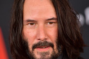 """Keanu Reeves attends the premiere of Disney and Pixar's """"Toy Story 4"""" on June 11, 2019 in Los Angeles, California."""
