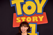 "Kristen Schaal attends the premiere of Disney and Pixar's ""Toy Story 4"" on June 11, 2019 in Los Angeles, California."