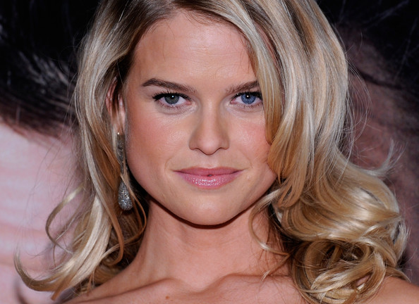 """Alice Eve in Premiere Of DreamWorks' """"She's Out Of My ..."""