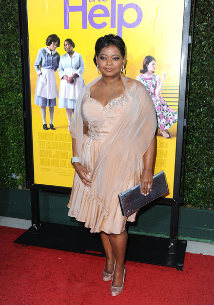 Actress Octavia Spencer attends the premiere Of DreamWorks Pictures' 'The Help' held at The Academy of Motion Picture Arts and Sciences, Samuel Goldwyn Theater on August 9, 2011 in Beverly Hills, California.