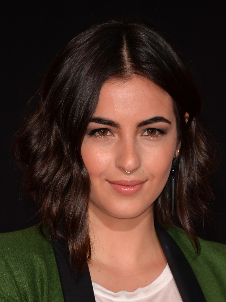 Alanna Masterson Photos Need For Speed Premieres In