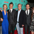 Timothy Olyphant and Graham Yost Photos