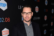 "Executive producer Bryan Singer arrives at the premiere of FX's ""Legion"" at the Pacific Design Center on January 26, 2017 in West Hollywood, California."