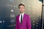 Dan Stevens attends the premiere of FX's 'Legion' Season 2 at DGA Theater on April 2, 2018 in Los Angeles, California.