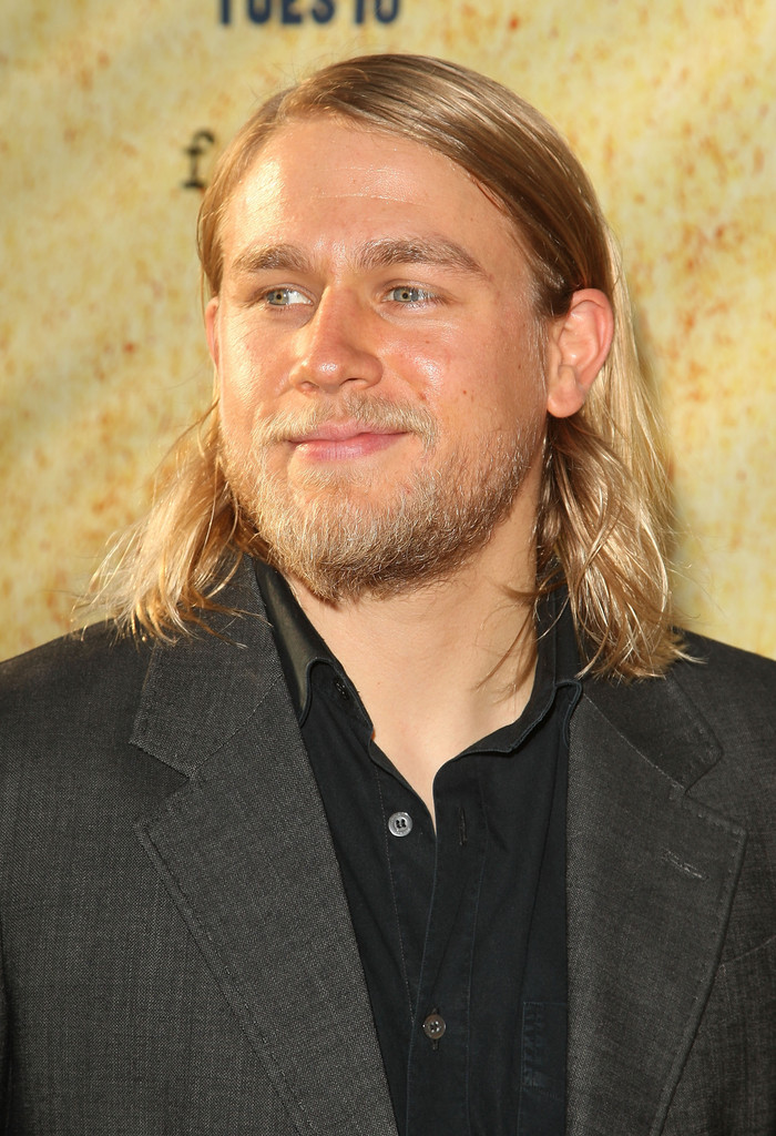 jax teller hair style hunnam photos photos premiere of fx s quot sons of 2948