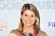 Lori Loughlin attends the Premiere Of FilmRise's 'Life In The Doghouse' at Writers Guild Theater on September 5, 2018 in Beverly Hills, California.