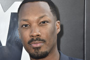 """Corey Hawkins attends the Premiere Of Focus Features' """"BlacKkKlansman""""  at Samuel Goldwyn Theater on August 8, 2018 in Beverly Hills, California."""