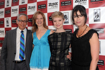 """Rebecca Yeldham David Ansen Premiere Of Focus Features' """"The Kids Are All Right"""" - Arrivals"""