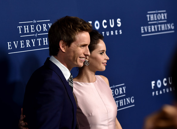 'The Theory of Everything' Premiere — Part 2