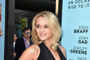 Actress Hunter King attends Focus Features' 'Wish I Was Here' premiere at DGA Theater on June 23, 2014 in Los Angeles, California.