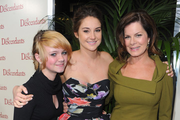 "Eulala Scheel Premiere Of Fox Searchlight's ""The Descendants"" - Red Carpet"