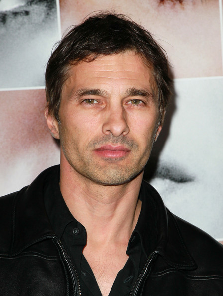 "Actor Olivier Martinez attends the premiere of ""Frankie and Alice"" at the Egyptian Theatre on November 30, 2010 in Hollywood, California."