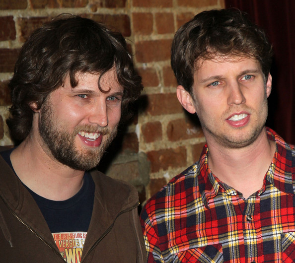 Dan and Jon Hed... Jon Heder Twin
