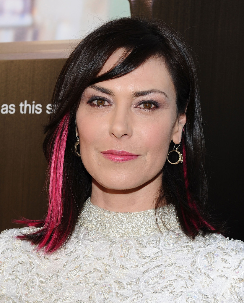 Michelle Forbes - Michelle Forbes Photos - Premiere Of HBO ... Michelle Forbes Bio