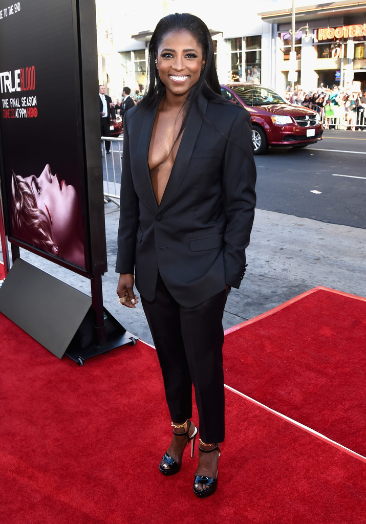 Rutina Wesley in 'True Blood' Season 7 Premiere — Part 2 ... Anna Paquin Divorce