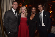 Joseph Fiennes and Elisabeth Moss Photos Photo